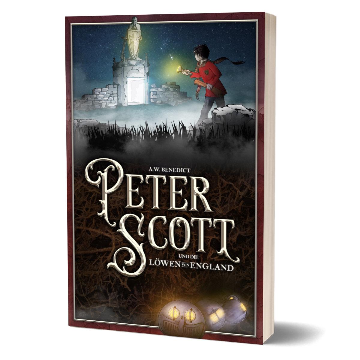 Peter Scott und die Löwen von England