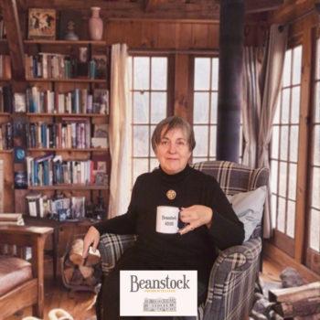 A.W. Benedict Beanstock Premium Tea Club Tasse