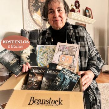 Beanstock Cosy-Krimi Wohlfühlbuchset