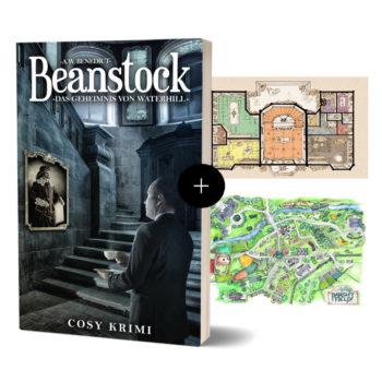 Beanstock Buch + Kartendoppelpack