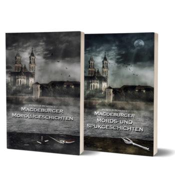 Magdeburger Mordsgeschichten 2 Bücher Set